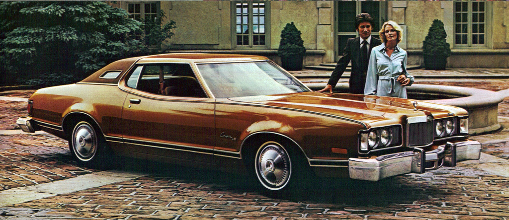 2015 Mercury Cougar >> Malaise Monday 8/17: 1974-1976 Mercury Cougar XR-7 - The AutoTempest Blog
