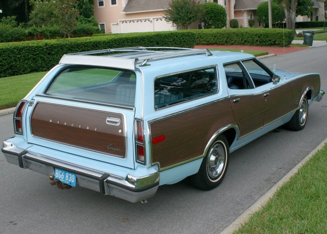 1977 Mercury Cougar wagon