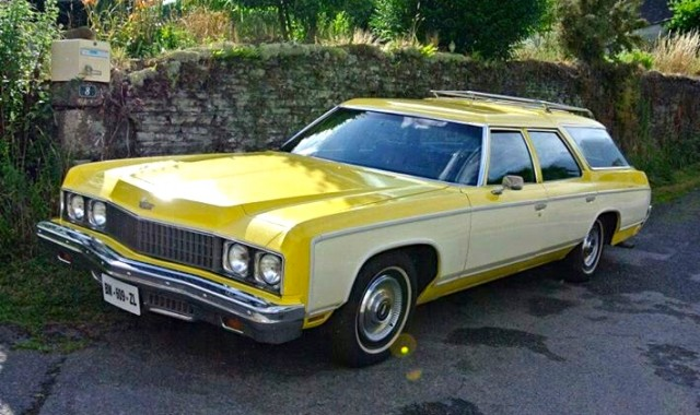 1973 Impala Station Wagon