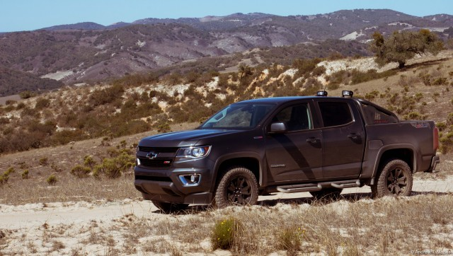 2016 Chevrolet Colorado Trail Boss Diesel