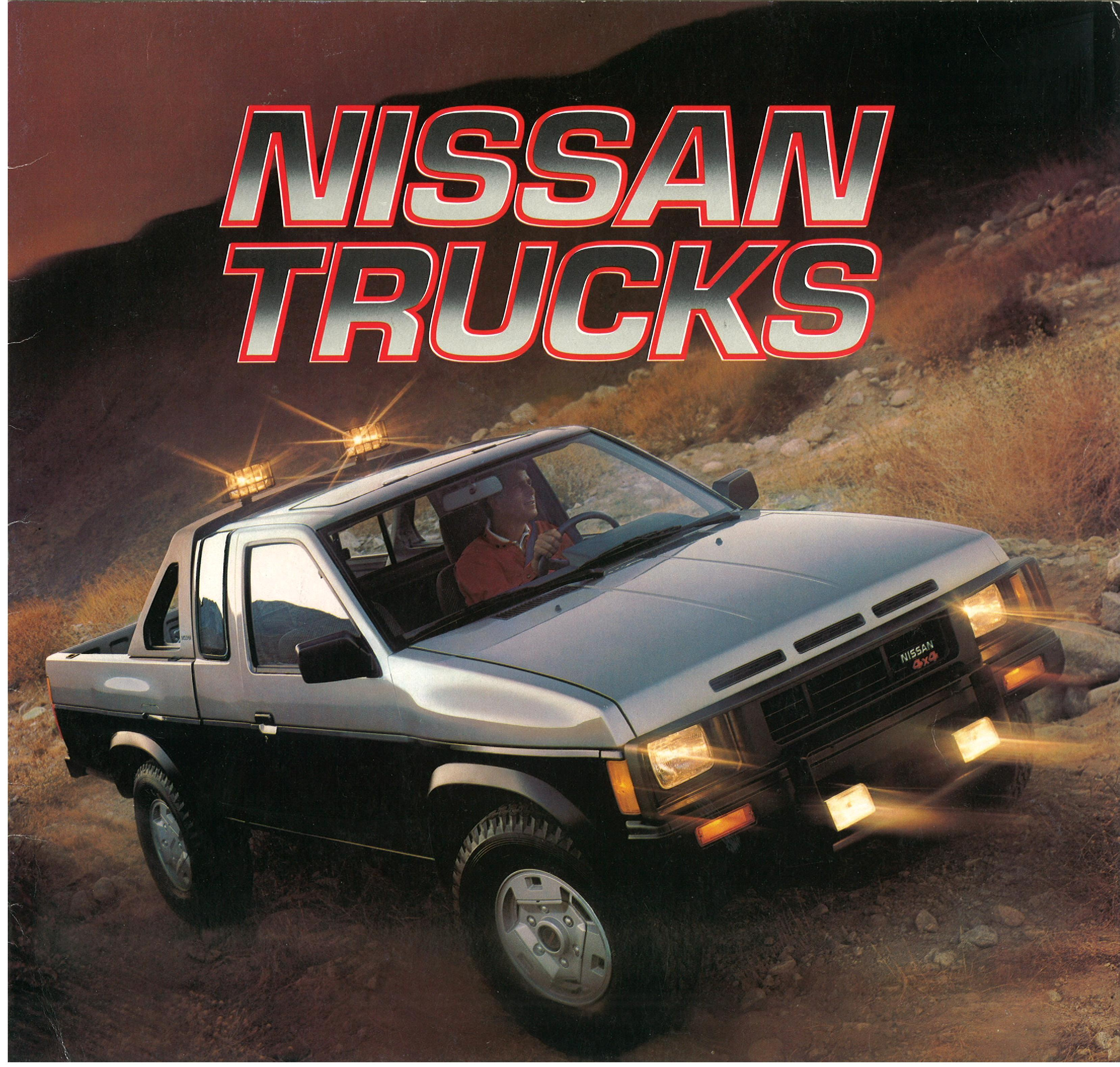 Why You Should Buy A Used Small Pickup Truck The Autotempest Blog Old Nissan Trucks For Sale 1987 D21 Brochure