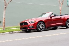 Surprise and Delight: Driving The 2015 Explorer, Mustang, F-150 and Focus.