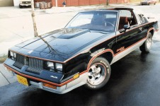 Malaise Monday: 1983 Oldsmobile Cutlass Hurst/Olds