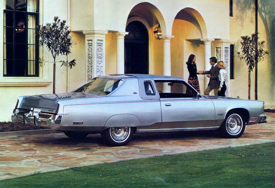 Malaise Monday 8 3 Chrysler New Yorker Brougham The Autotempest Blog