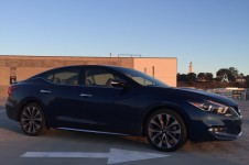 Future Used Car Review: 2016 Nissan Maxima SR