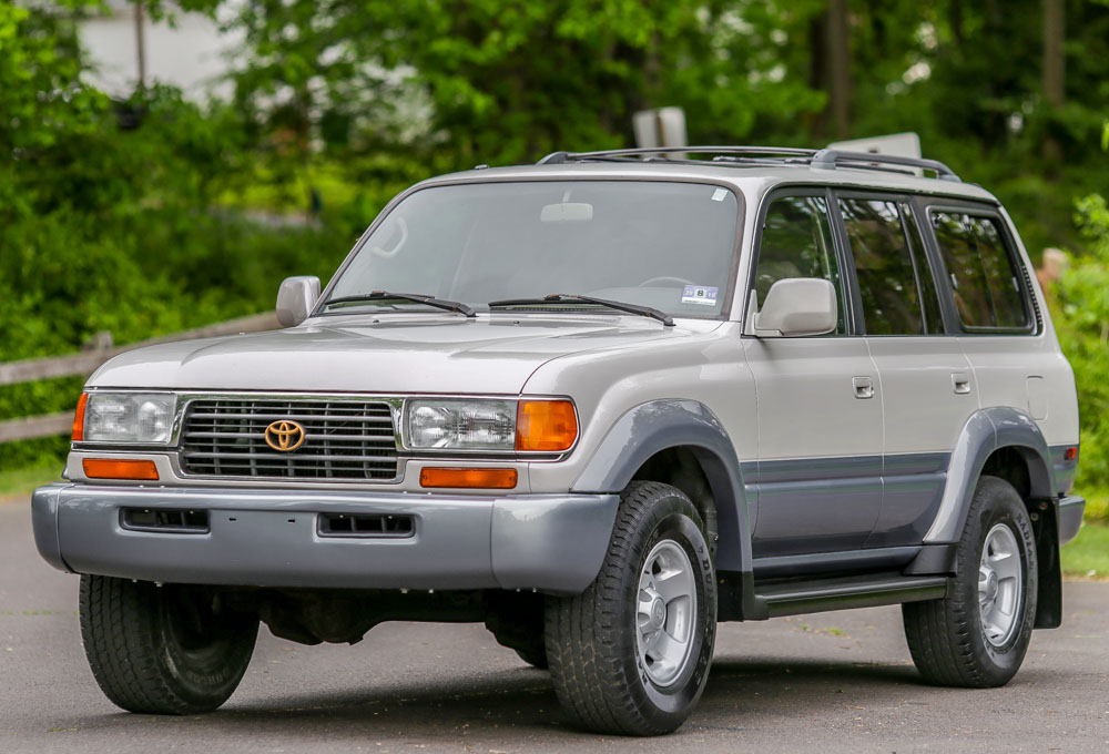 Best Extended Auto Warranties >> Underrated Ride Of The Week: 1990-1997 Toyota Land Cruiser - The AutoTempest Blog