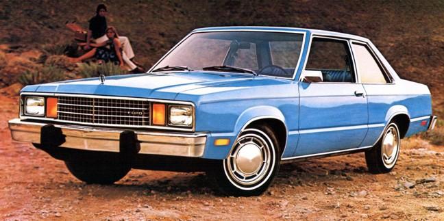 Malaise Monday 8 24 1978 1983 Ford Fairmont The