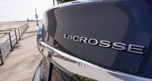 2015 Buick LaCrosse trunk
