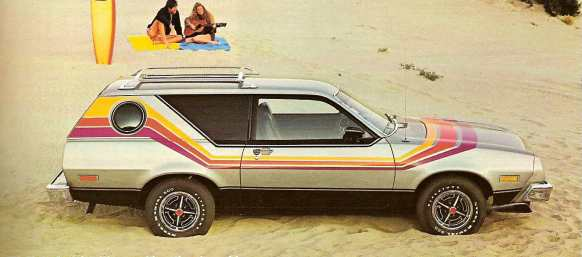Malaise Monday 9 21 74 78 Ford Pinto The Autotempest Blog