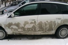 How To Keep Your Car Exterior Clean During Winter
