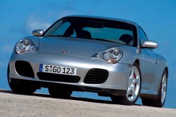 2004 Porsche 911 C4S