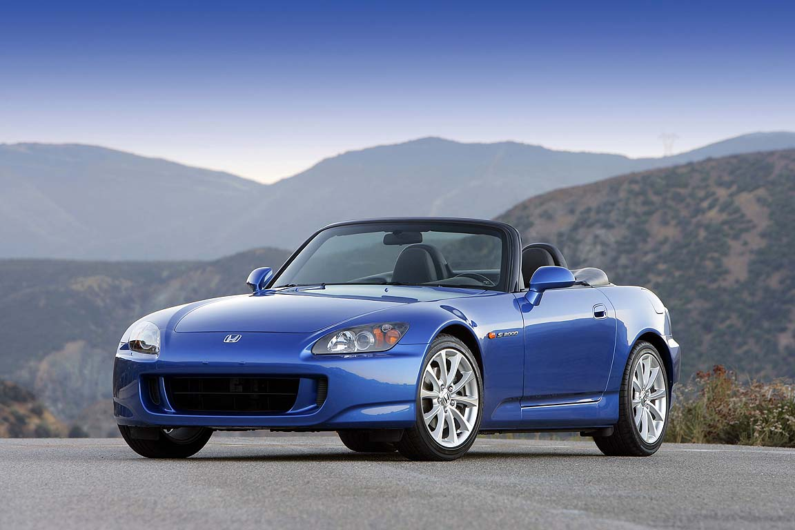 S2000: The perfect weekend car - The AutoTempest Blog